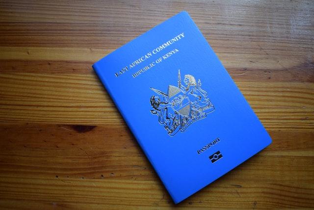 kenya's passport