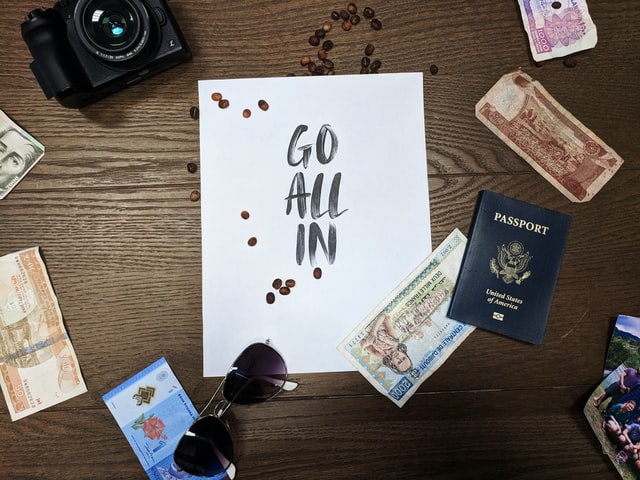 passport and other